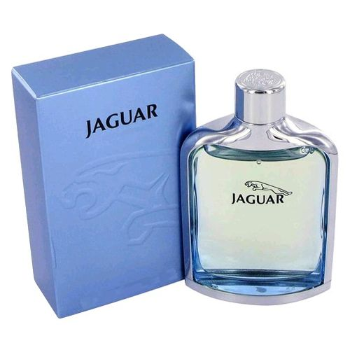 Jaguar Blue by Jaguar, 3.4 oz Eau De Toilette Spray for Men
