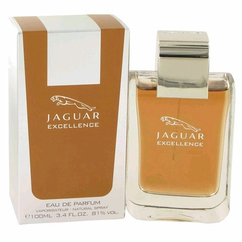 Jaguar Excellence by Jaguar, 3.4 oz Eau De Toilette Spray for Men