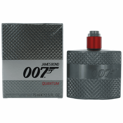 James Bond 007 Quantum by James Bond, 2.5 oz Eau De Toilette Spray for Men