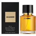Jil Sander #4 by Jil Sander, 3.4 oz Eau De Parfum Spray for Women (No 4)