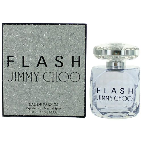Jimmy Choo Flash by Jimmy Choo, 3.3 oz Eau De Parfum Spray for Women