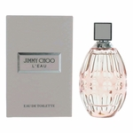 Jimmy Choo L'Eau by Jimmy Choo, 3 oz Eau De Toilette Spray for Women