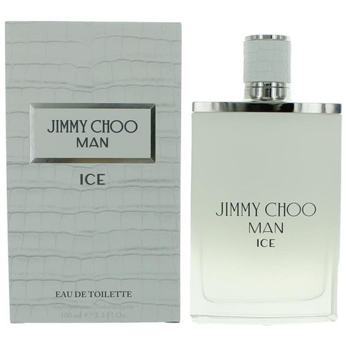Jimmy Choo Man Ice by Jimmy Choo, 3.3 oz Eau De Toilette Spray for Men