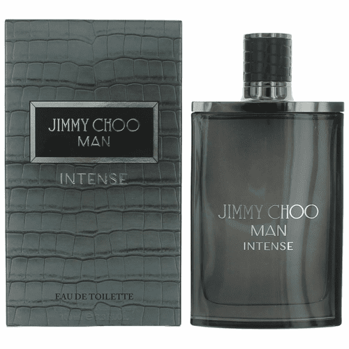 Jimmy Choo Man Intense by Jimmy Choo, 3.3 oz Eau De Toilette Spray for Men