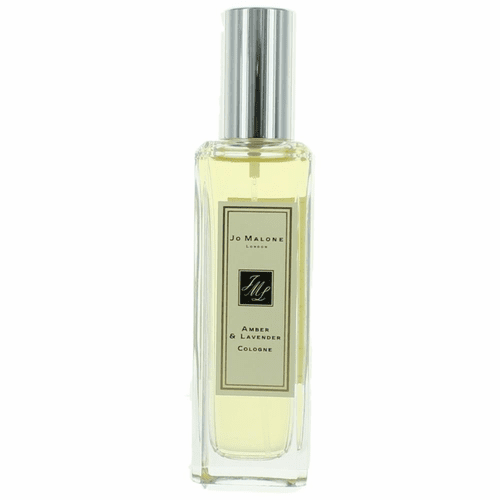 Jo Malone Amber & Lavender by Jo Malone, 1 oz Cologne Spray Unisex Without Box