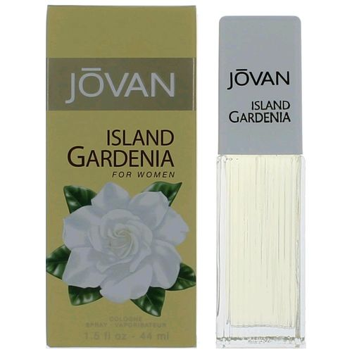 Jovan Island Gardenia by Coty, 1.5 oz Cologne Spray for Women