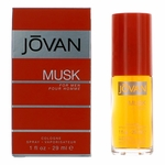 Jovan Musk by Coty, 1 oz Cologne Spray for Men