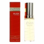 Jovan Musk by Coty, 2 oz Cologne Concentrate Spray for Women