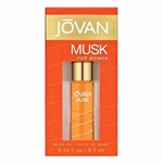 Jovan Musk by Coty, .33 oz Musk Oil for Women