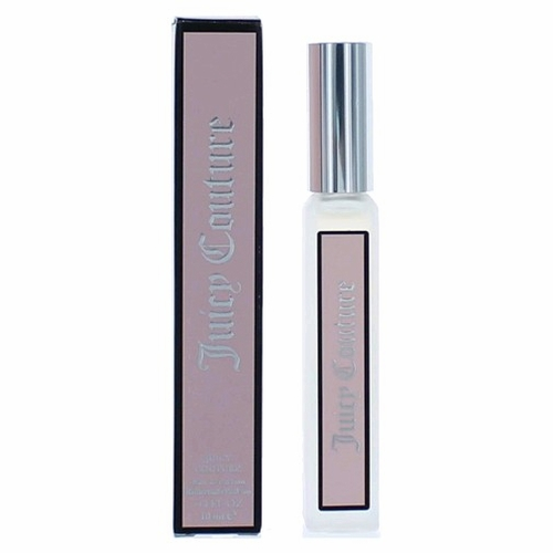 Juicy Couture by Juicy Couture, .33 oz Eau De Parfum Rollerball for Women
