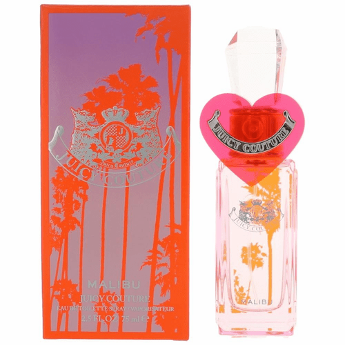 Juicy Couture Malibu by Juicy Couture, 2.5 oz Eau De Toilette Spray for Women