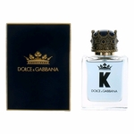 K by Dolce & Gabbana, 1.6 oz Eau De Toilette Spray for Men