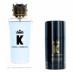 K by Dolce & Gabbana, 2 Piece Gift Set for Men