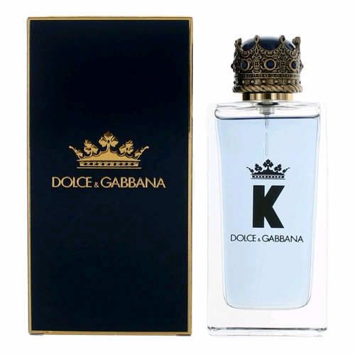 K by Dolce & Gabbana, 3.4 oz Eau De Toilette Spray for Men