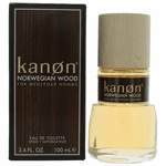 Kanon Norwegian Wood by Kanon, 3.3 oz Eau De Toilette Spray for Men