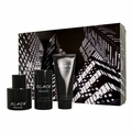 Kenneth Cole Black by Kenneth Cole, 3 Piece Gift Set for Men