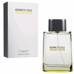 Kenneth Cole Reaction by Kenneth Cole, 3.4 oz Eau De Toilette Spray for Men