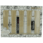 Kensie by Kensie, 4 Piece Variety Gift Deluxe Travel Spray Set for Women (Purse Spray)