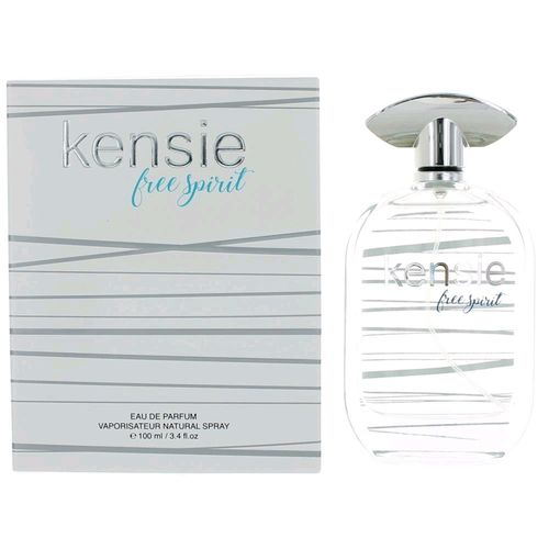 Kensie Free Spirit by Kensie, 3.4 oz Eau De Parfum Spray for Women