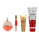 Kensie So Pretty by Kensie, 4 Piece Gift Set for Women