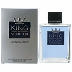 King of Seduction by Antonio Banderas, 6.7 oz Eau De Toilette Spray for Men