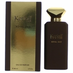 Korloff Royal Oud by Korloff, 3 oz Eau De Parfum Spray for Unisex