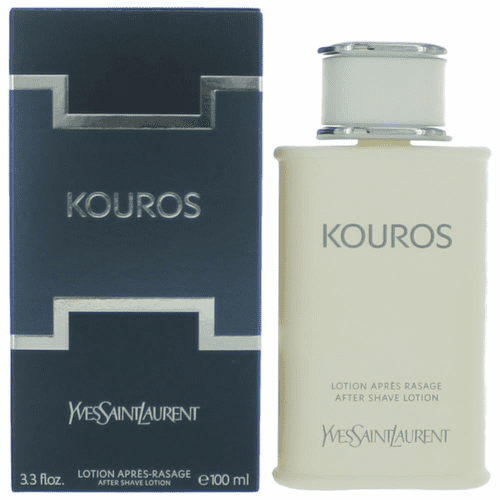 Kouros by Yves Saint Laurent, 3.3 oz After Shave Lotion for Men