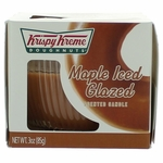 Krispy Kreme Scented Candle 2.75 oz Jar - Maple Iced Glazed