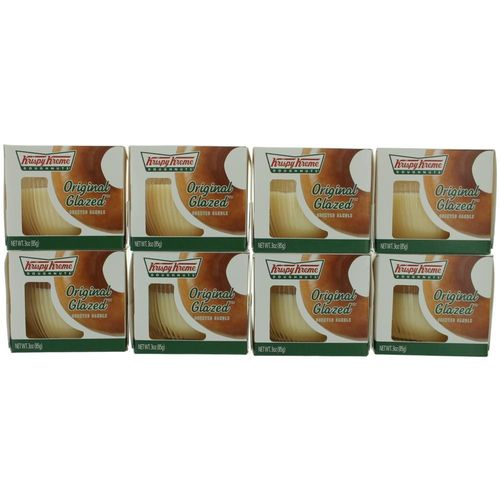 Krispy Kreme Scented Candle 8 Pack of 2.75 oz Jars - Original Glazed