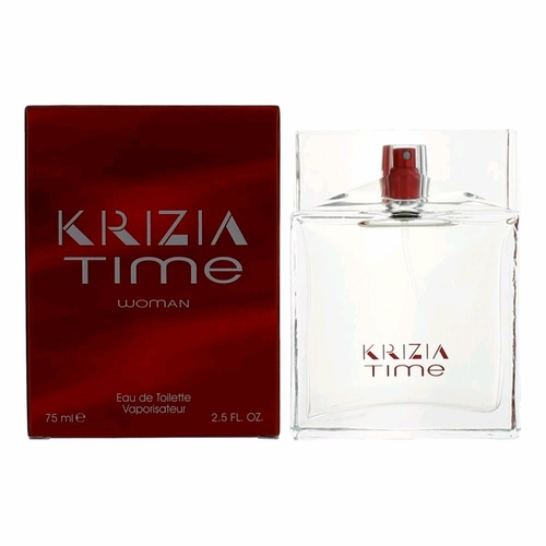 Krizia Time by Krizia, 2.5 oz Eau De Toilette Spray for Women