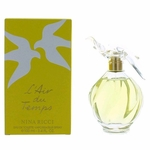 L'air du Temps by Nina Ricci, 3.4 oz Eau De Toilette Spray for Women