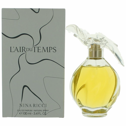 L'air du Temps by Nina Ricci, 3.4 oz Eau De Parfum Spray for Women Tester
