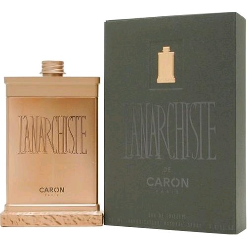 L'Anarchiste by Caron, 4.2 oz Eau De Toilette Spray for Men