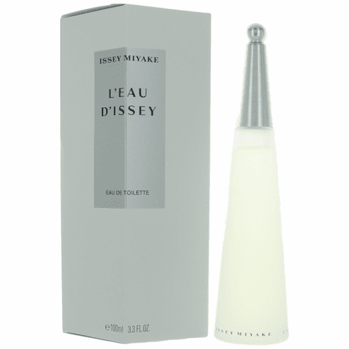 L'eau D'issey by Issey Miyake, 3.3 oz Eau De Toilette Spray for Women