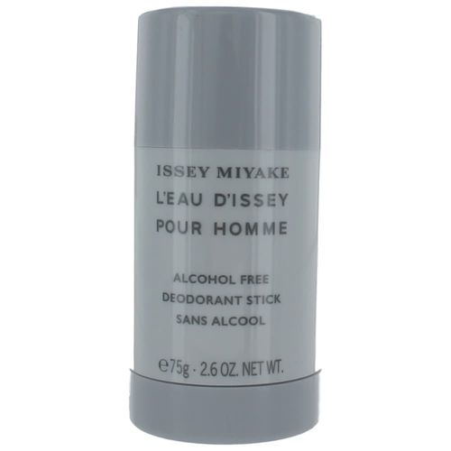 L'Eau D'issey Pour Homme by Issey Miyake, 2.6 oz Deodorant Stick for Men