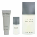 L'eau D'issey Pour Homme by Issey Miyake, 3 Piece Gift Set for Men