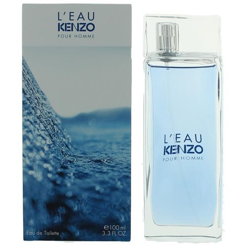 L'eau Kenzo by Kenzo, 3.3 oz Eau De Toilette Spray for Men (Leau)