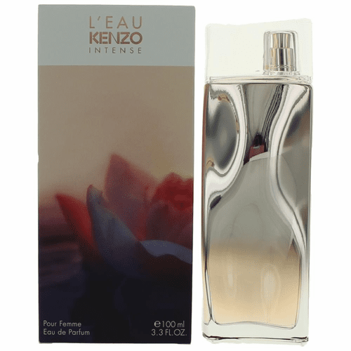 L'Eau Kenzo Intense by Kenzo, 3.3 oz Eau De Parfum Spray for Women