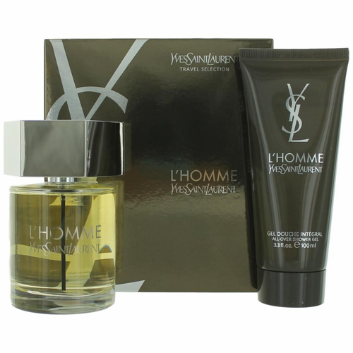 L'Homme by Yves Saint Laurent, 2 Piece Gift Set for Men