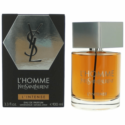 L'Homme Parfum Intense by Yves Saint Laurent, 3.4 oz Eau De Parfum Spray for Men