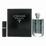 L'Homme Prada by Prada, 2 Piece Gift Set for Men