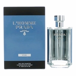 L'Homme Prada L'eau by Prada, 3.4 oz Eau De Toilette Spray for Men