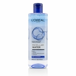 L''Oreal 3-In-1 Micellar Water (Deeping Cleansing) - Even For Sensitive Skin  400ml/13.3oz