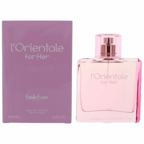 L'Orientale For Her by Estelle Ewen, 3.4 oz Eau De Parfum Spray for Women