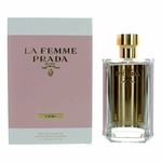La Femme Prada L'Eau by Prada, 3.4 oz Eau De Toilette Spray for Women