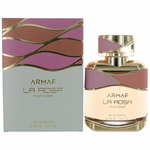 La Rosa by Armaf, 3.4 oz Eau De Parfum Spray for Women
