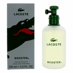 Lacoste Booster by Lacoste, 4.2 oz Eau De Toilette Spray for Men
