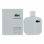 Lacoste L.12.12 White Blanc by Lacoste, 3.3 oz Eau de Toilette Spray for Men