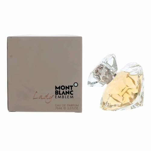 Lady Emblem by Mont Blanc, 2.5 oz Eau De Parfum Spray for Women