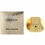 Lady Million by Paco Rabanne, 1.7 oz Eau De Parfum Spray for Women